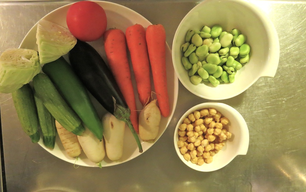 Veggies-for-couscous