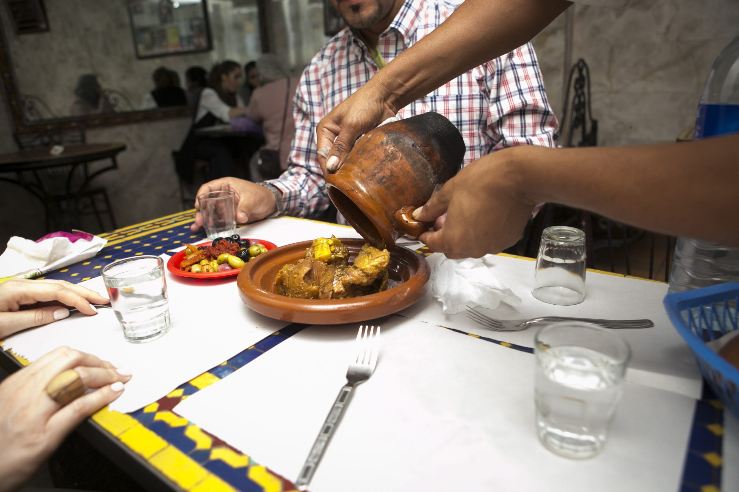 Tasting Marrakech food tours take guests to local, in-the-know food haunts