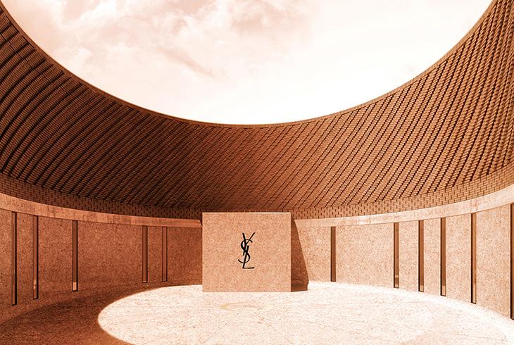 Αποτέλεσμα εικόνας για Musée Yves Saint Laurent Marrakech