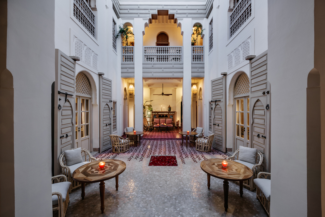 Those Typical Moroccan Riads Riad Living