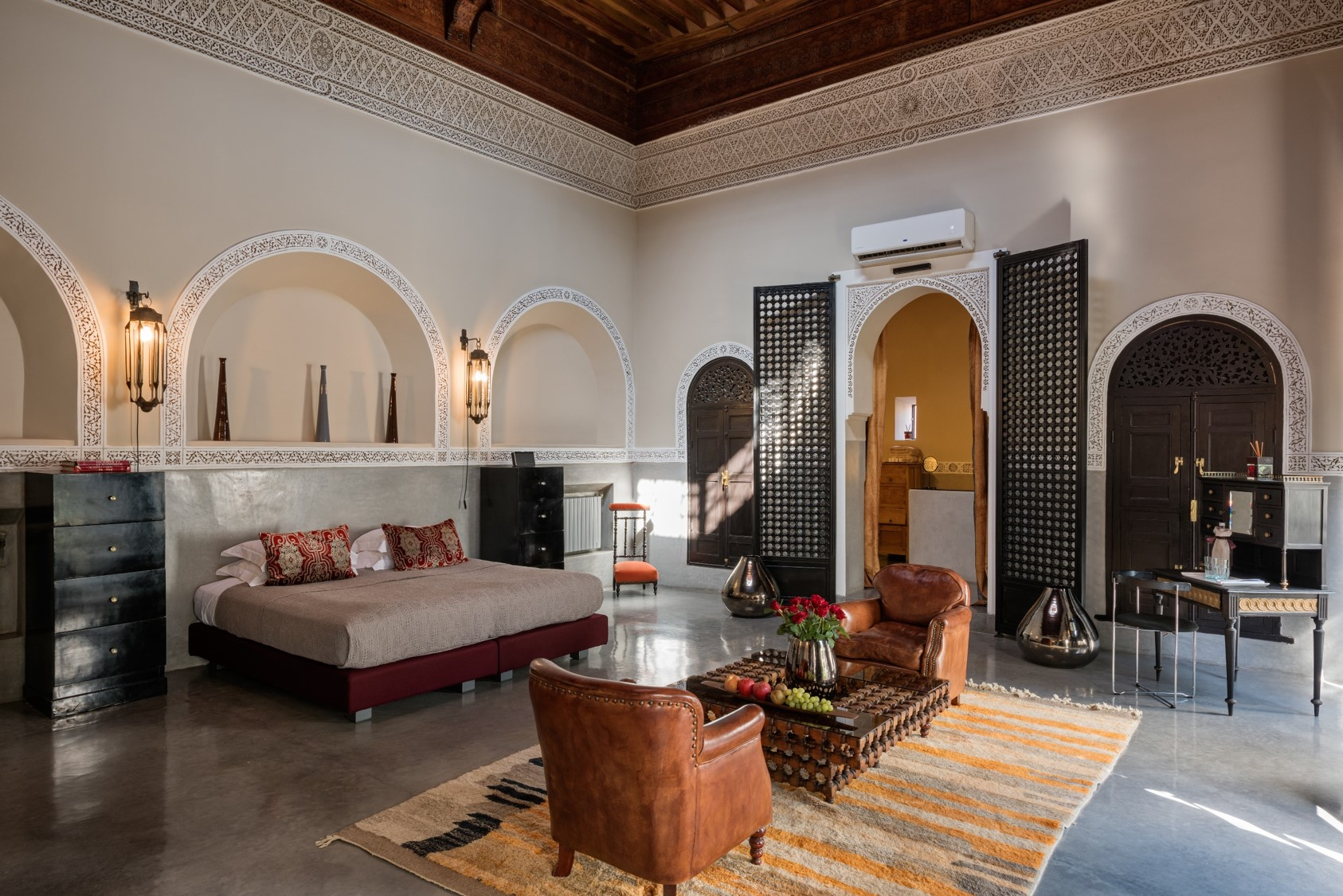Design Projects - Riad Living