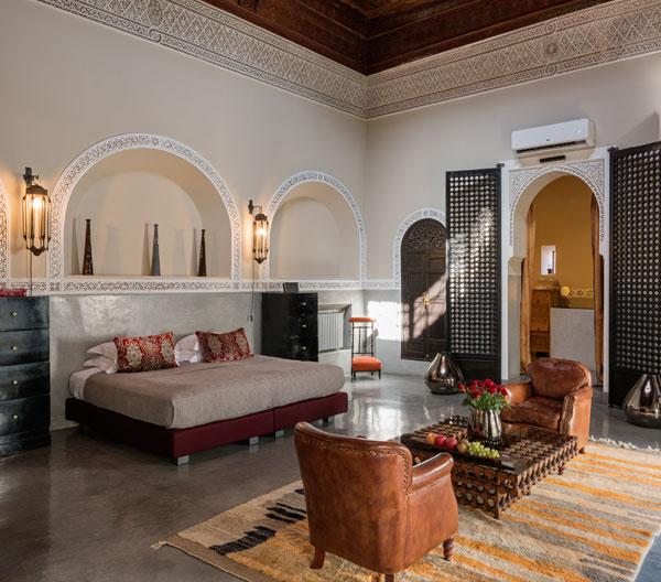 Riad Living In Marrakech Luxury Hotel B B And Restaurant