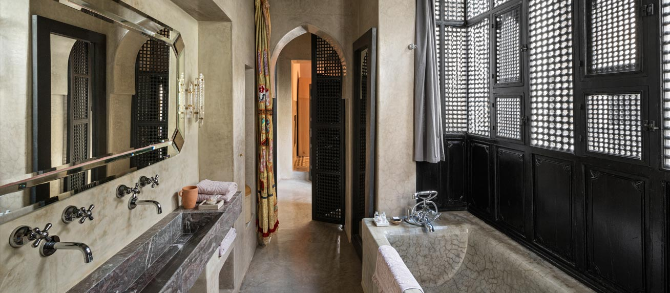 DELUXE ROOM - Riad 72