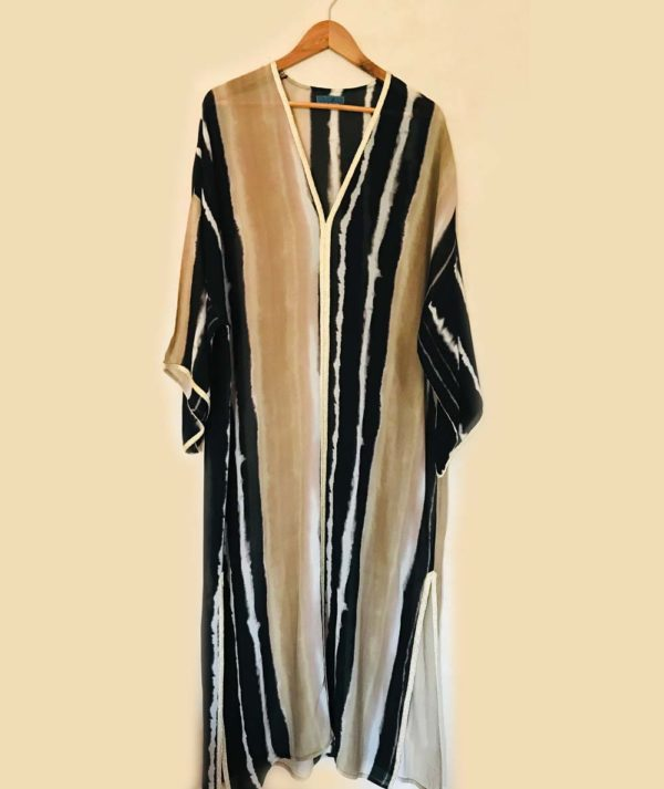 One-size-fits-all caftan