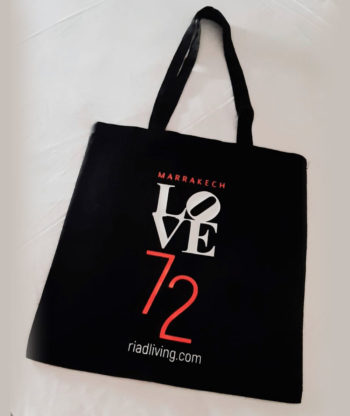 Canvas 72 tote bag